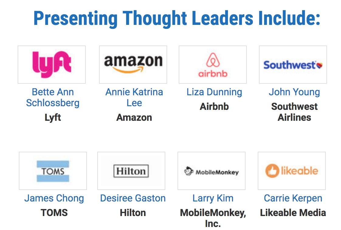 Social Media Strategies Summit on Twitter: