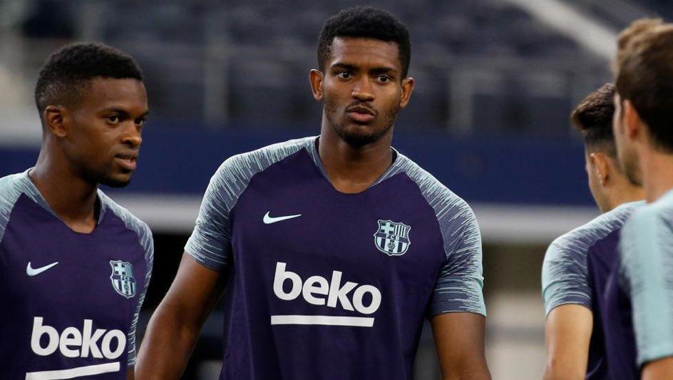 Il #Sassuolo ha preso il difensore centrale #Marlon dal #Barcellona: la formula è quella del prestito con diritto di riscatto fissato a 12 milioni di euro. Giovedì le visite mediche (@SkySport)  - Ukustom