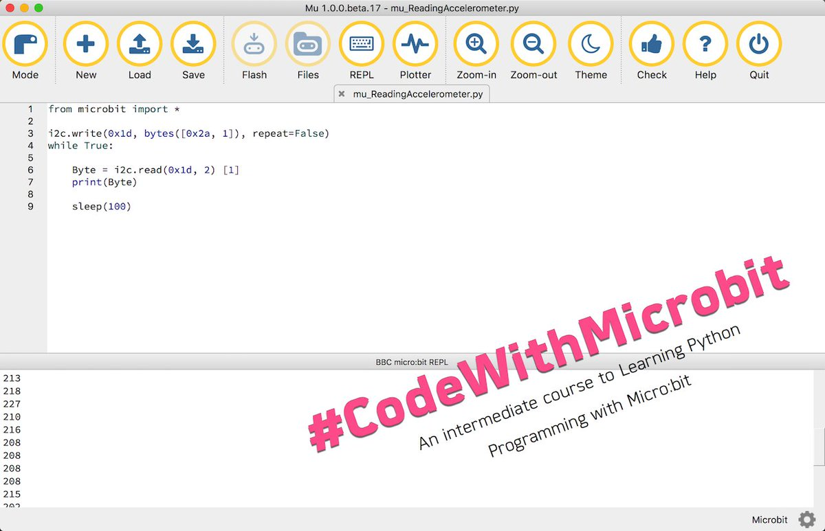 codewithmicrobit hashtag on Twitter