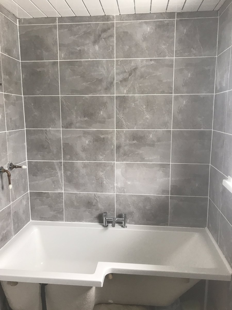 Jag Tiling On Twitter A Full Height Bathroom And Floor Done By Us