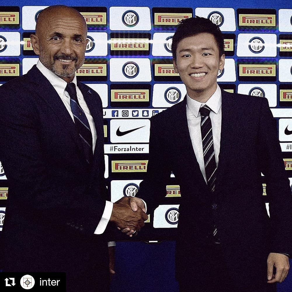 #UltimOra #Inter  Luciano #Spalletti rinnova Contratto prolungato fino a giugno 2021#SkySport  - Ukustom