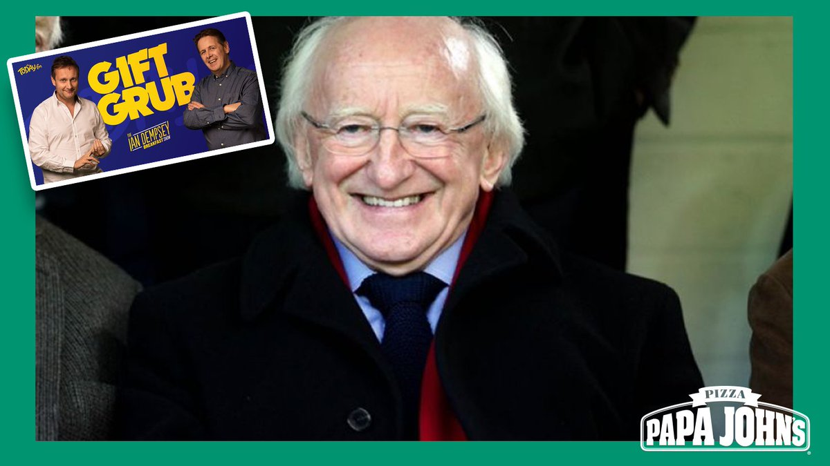 Brilliant stuff from @GiftGrubMario this morning on the @TodayFM @IanDempsey breakfast show   http://www. todayfm.com/podcasts/89972 /Gift-Grub---Michael-D-Gets-Grilled-On-His-Spending &nbsp; …  It&#39;s great to know what Michael D likes to eat after a 23hr round trip to Singapore  #PapaJohns #GiftGrub #TodayFM #IanDempseyBreakfastShow #Funny<br>http://pic.twitter.com/PO5wdh0lum