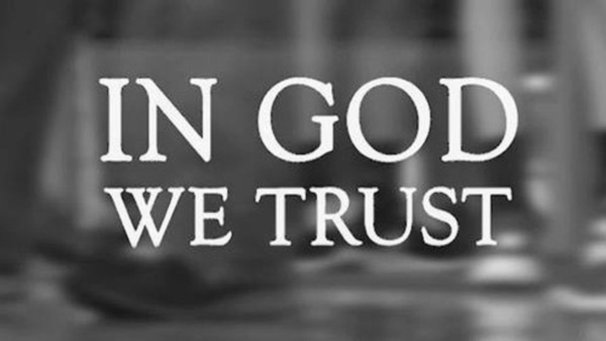 'In God We Trust' must be displayed at all Florida schools https://t.co/MFWAbvPJdX