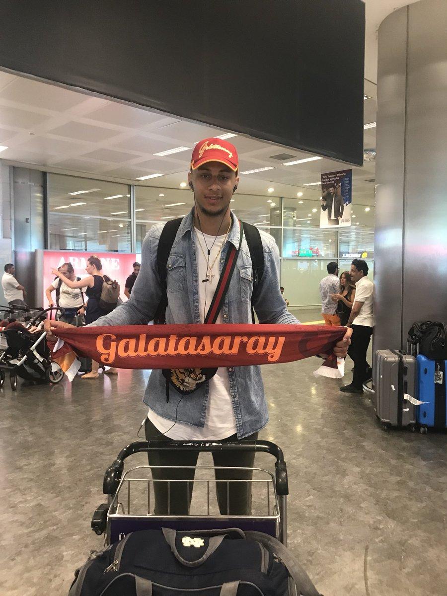 """💬 @ZachEliAuguste: """"Tarihi büyük bir kulübe geldim."""" ➡️ galatasaray.org/haber/basketbo…"""