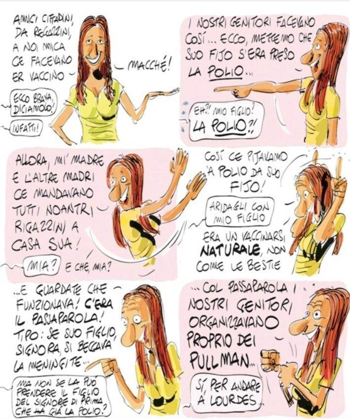 Paola #Taverna e il vaiolo party. La satira di @Makkox http://espresso.repubblica.it/foto/2018/08/13/galleria/paola-taverna-e-il-vaiolo-party-la-satira-di-makkox-1.325896#1  - Ukustom