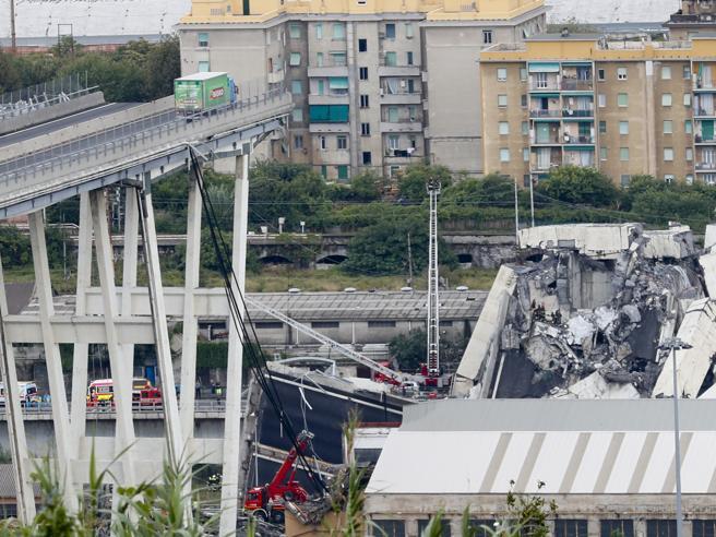 Quando sul sito dei 5 Stelle si diceva: «Il crollo del Ponte Morandi? È una favoletta» https://t.co/e6pXAAk4Qg