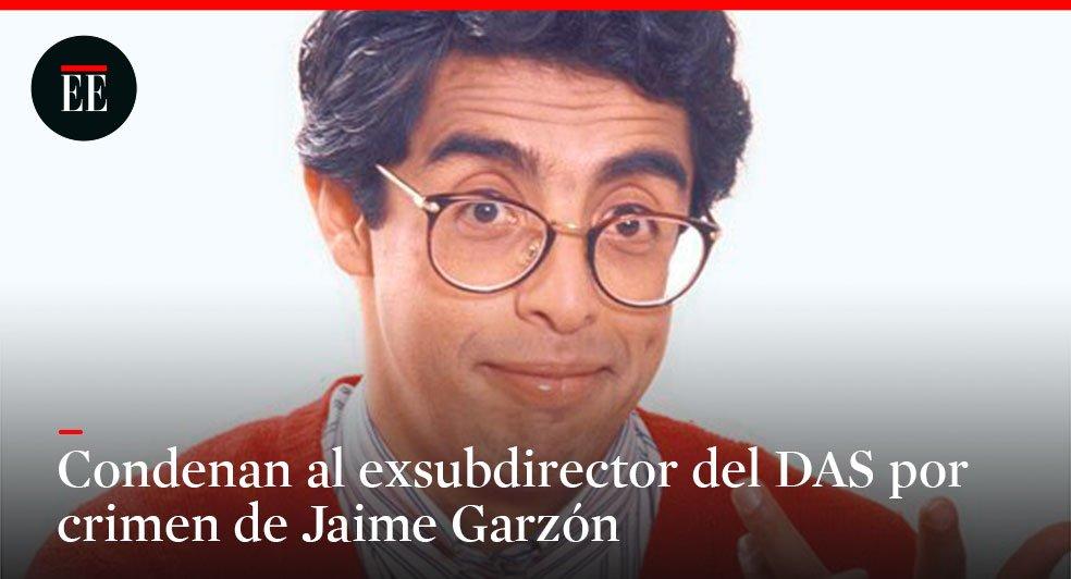 #ATENCIÓN  José Miguel Narváez está involucrado en la planeación y ejecución del asesinato de Jaime Garzón.  https://t.co/rH537lrSL0
