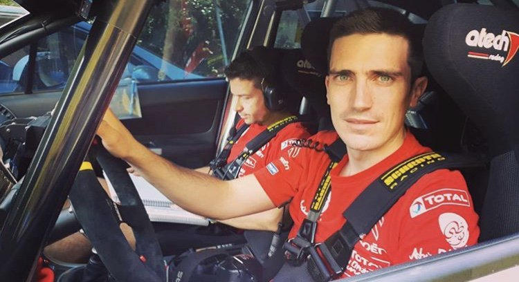 Recce time at #ADACrallyedeutschland  #atechracingseats #letsgowinspirit<br>http://pic.twitter.com/Ll7rA4Y32M