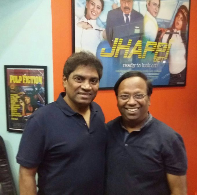 HAPPY BIRTHDAY TO GREATEST COMEDY STAR OF OUR TIME.. JOHNNY LEVER.  WE LOVE YOU SIR.