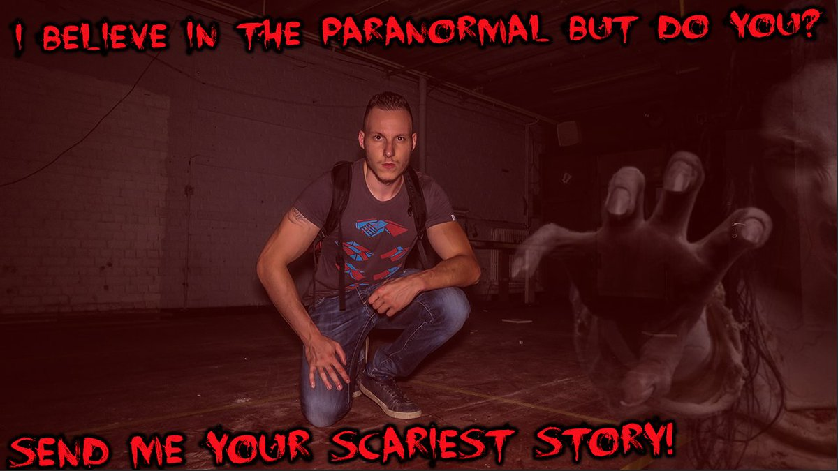 Many people does not believe in the paranormal unless they get in contact with it by them selfs. But most of the times we are crazy in their eyes.. We are not crazy their is enough evidence that the paranormal is REAL! LIKE/RETWEET if you believe in the paranormal.  <br>http://pic.twitter.com/cNbkxK64XC
