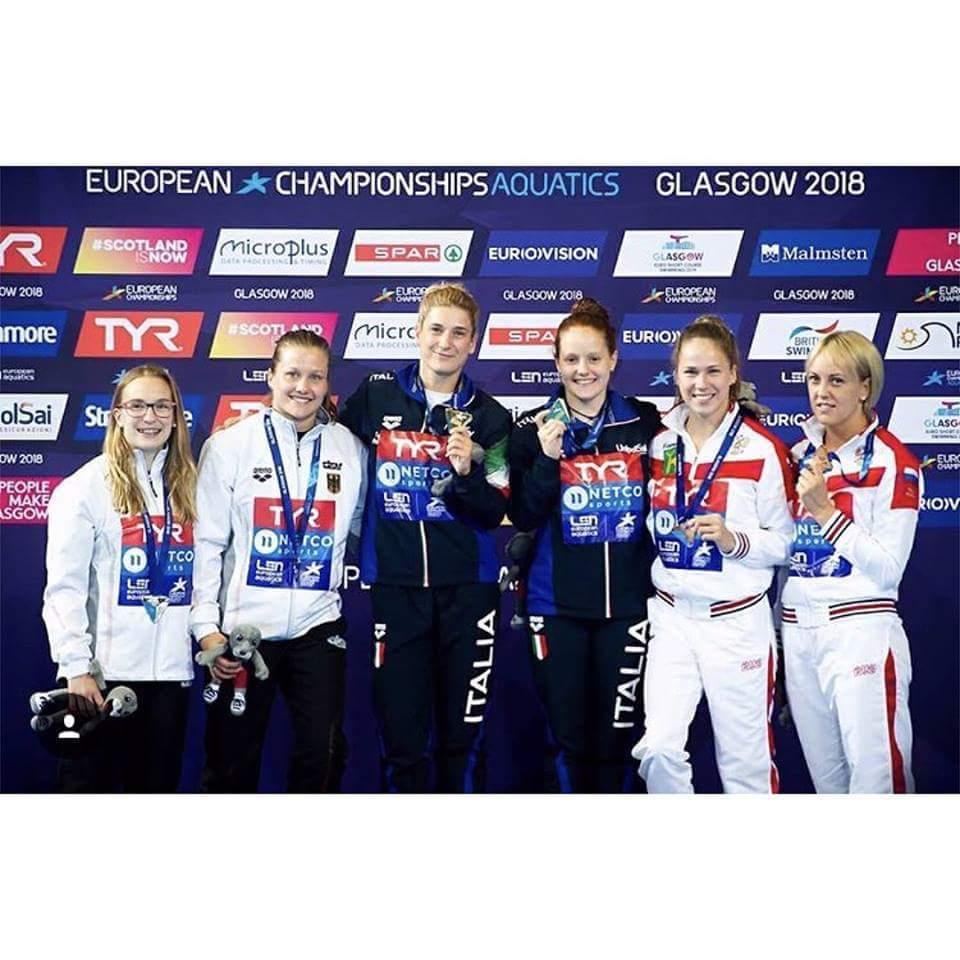 Domani su @qn_giorno in #esclusiva @bertocchi94, oro dai 3 metri sincro femminile e bronzo da 1 metro a #edimburgo2k18 #edimburg2k18 #glasgow2018. Buon #ferragosto a tutti #tuffi #fin #sport #interview #ilgiorno @FINOfficial_ @Canottieri_Mi @TuffiBlog @Glasgow2018 @fina1908  - Ukustom
