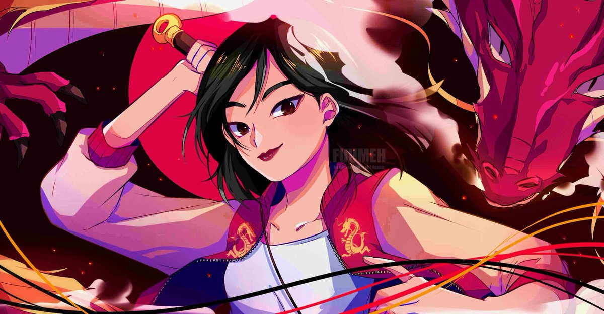 MISTER ILL MAKE A MAN OUT OF YOUUUUUUUUUUUUUU   is what he said   #mulan #RalphBreakstheInternet<br>http://pic.twitter.com/Ce10QJ4CEv