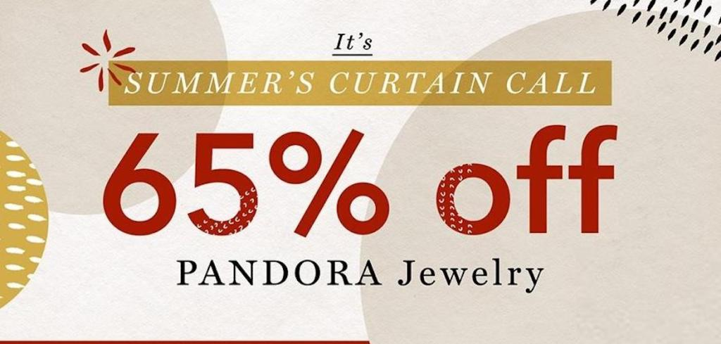 7bd039f47 Promotion Alert: Exclusive Pandora sale at Rue La La available now for Mora  Pandora readers! ...