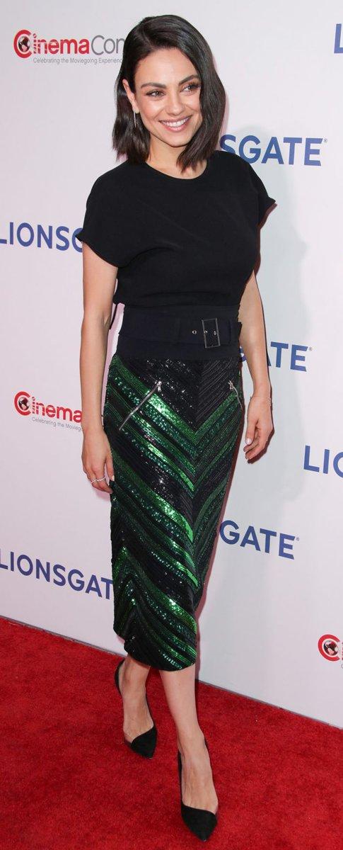 Happy birthday to one of CinemaCon s best friends, Mila Kunis!