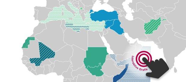 Bpb De On Twitter Ganz Aktuell Und Interaktiv Unsere Weltkarte