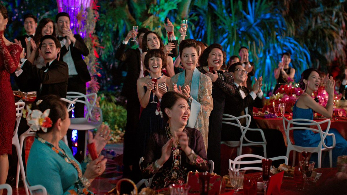 'Crazy Rich Asians' could be groundbreaking for Hollywood. Will its box office open the film industry's doors? https://t.co/F5bkmIfTUW