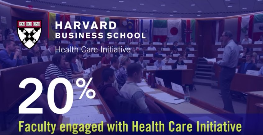 The #healthcare industry is in need of organizational innovation. HBS has build the foundation in research from disruptive innovations to consumer-driven health care to competitive strategy principles. https://t.co/uRFMMxN9Df Learn more about @HBSHealth: https://t.co/rRMfZx1zSA