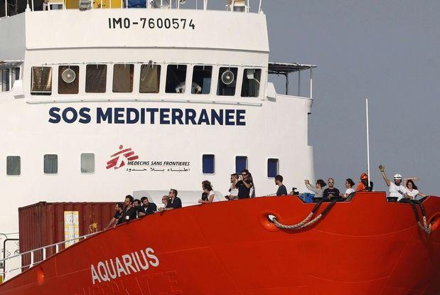 Nave #Aquarius #Malta apre il suo porto. Trovato accordo tra 5 Paesi europei per l\