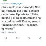 Morandi Twitter Photo
