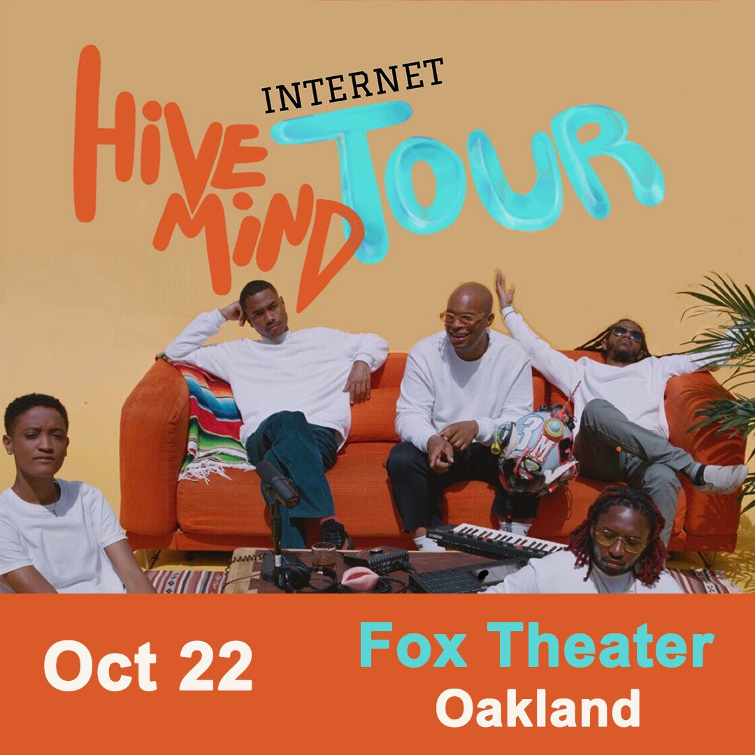 New show added Oakland!