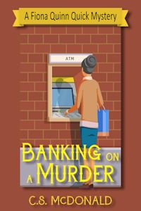 RT&gt; Anticipating the #NewRelease (August 16th) HARRIET&#39;S HEIST, from Fiona Quinn QUICK Mysteries, I&#39;m offering BANKING ON A MURDER #FREE for 24 hours! #shortstory #cozymystery #free Don&#39;t miss it&gt;&gt;  http:// amzn.to/2Fyebp5  &nbsp;  <br>http://pic.twitter.com/avIq73GF4g
