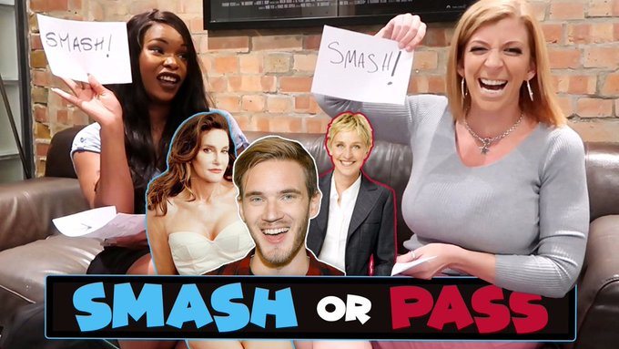 Watch my new @youtube 😛 video #SmashOrPass 😈  with my girlfriend Frenchie 👉 https://t.co/aZyT1xs3d2 https://t