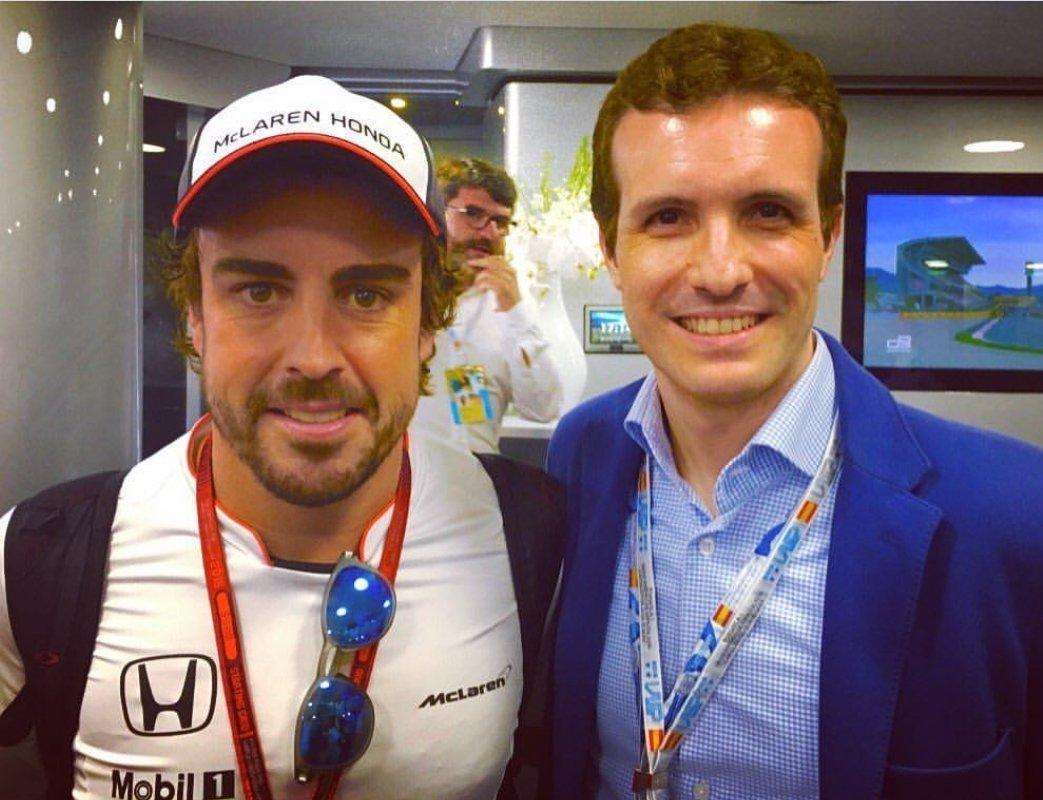 Alonso se retira porque no conseguía terminar ninguna carrera, igual que tú.…