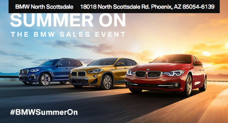 """bmw north scottsdale on twitter: """"the summer sun is burning bright"""