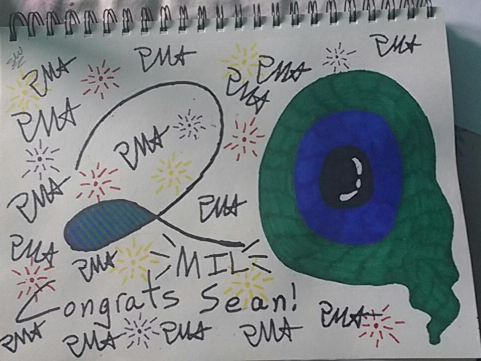 Decided that I should make a lil piece of art for good ol&#39; @Jack_Septic_Eye! Hope you guys like it! #PMA #PositiveMentalAttitude #septicart #jacksepticeye<br>http://pic.twitter.com/suvsbP5G96