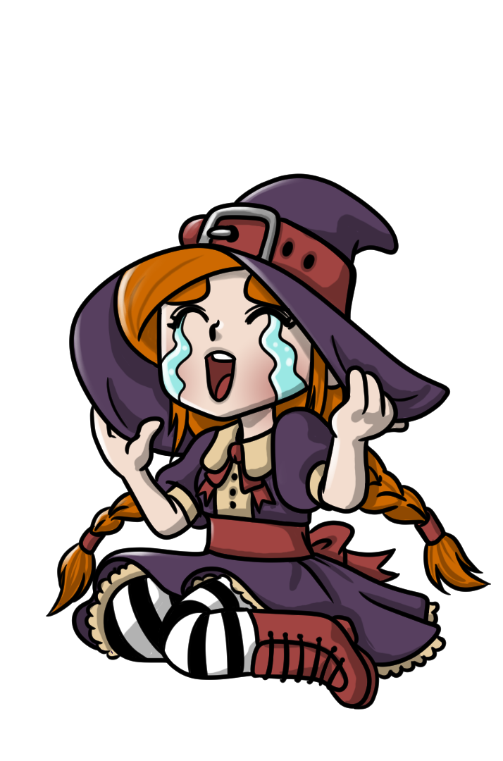 What a pitty, Helena...you lost the game. The competitive mode in #MagicalPrisma can be hard sometimes.  #IndieGameDev #indiegames #Videogame <br>http://pic.twitter.com/Zwi2j3EnSc