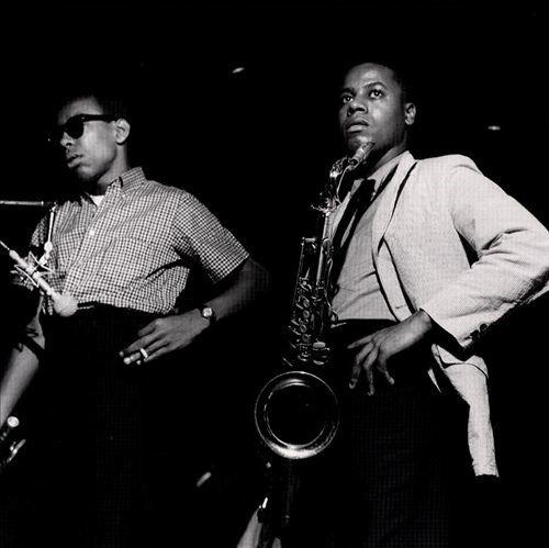 Jazz Messengers: Lee Morgan and Wayne Shorter #Jazz<br>http://pic.twitter.com/Z5LyNr5uMr