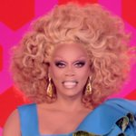 Image for the Tweet beginning: HOLLYWOOD REPORTER: #DragRace Hair &
