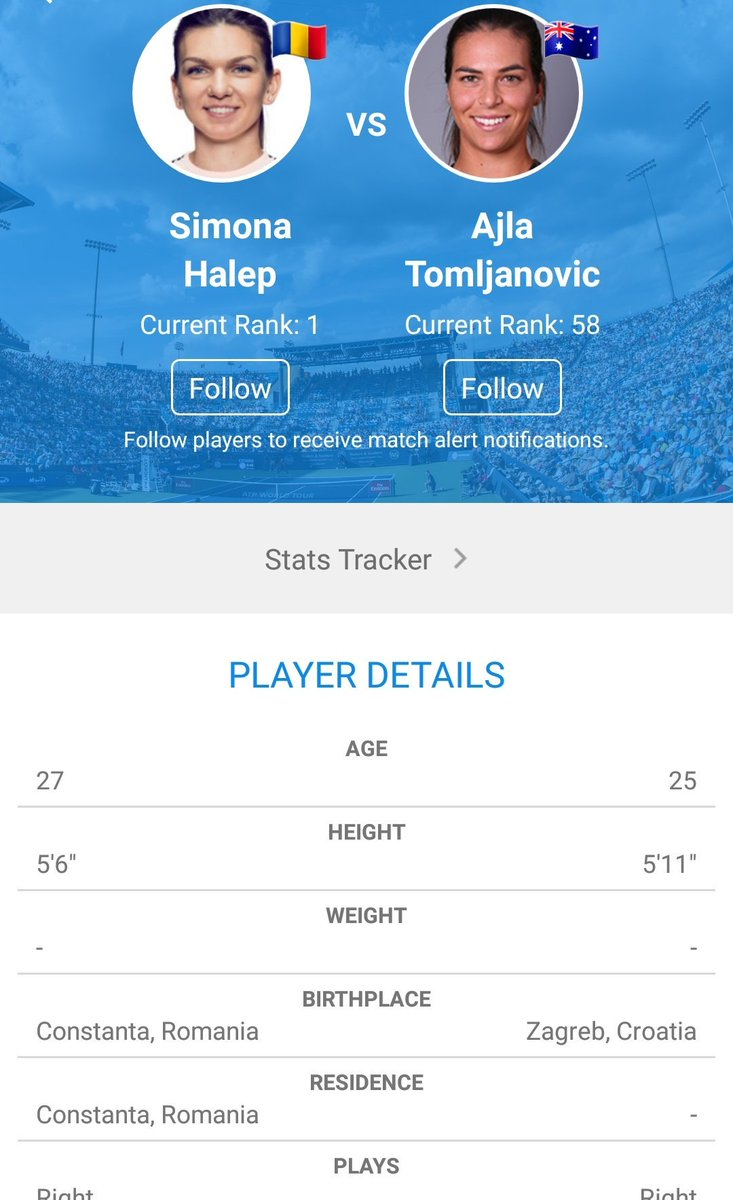 Hey @CincyTennis Simo is not 27 yet 😩😩😂