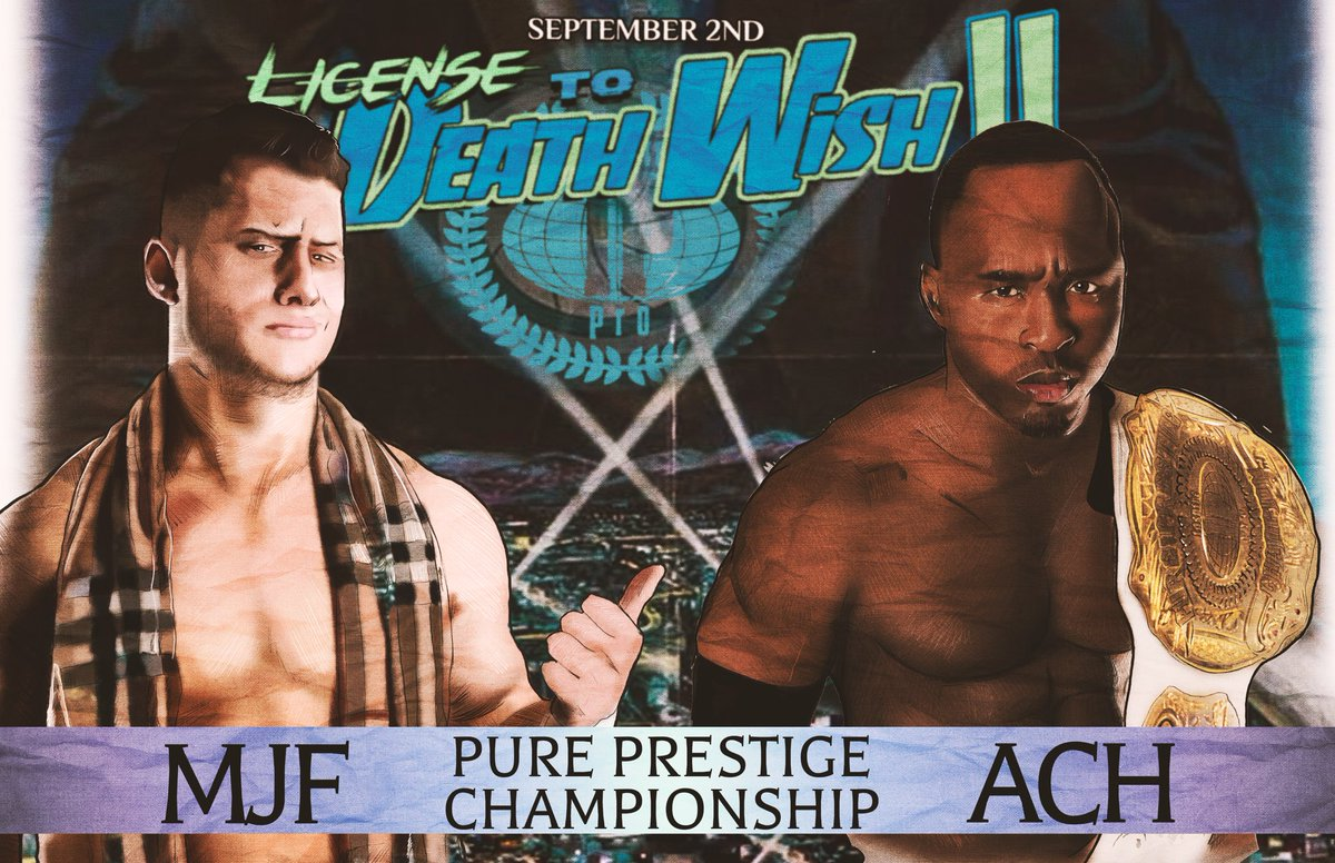 All this and MORE happens on September 2nd at AFS CINEMA in Austin, Texas for LICENSE TO DEATH WISH 2! TICKETS: InspireProWrestling.com #InspirePro #Wrestling #LTDW2 #SupportIndyWrestling #ATX