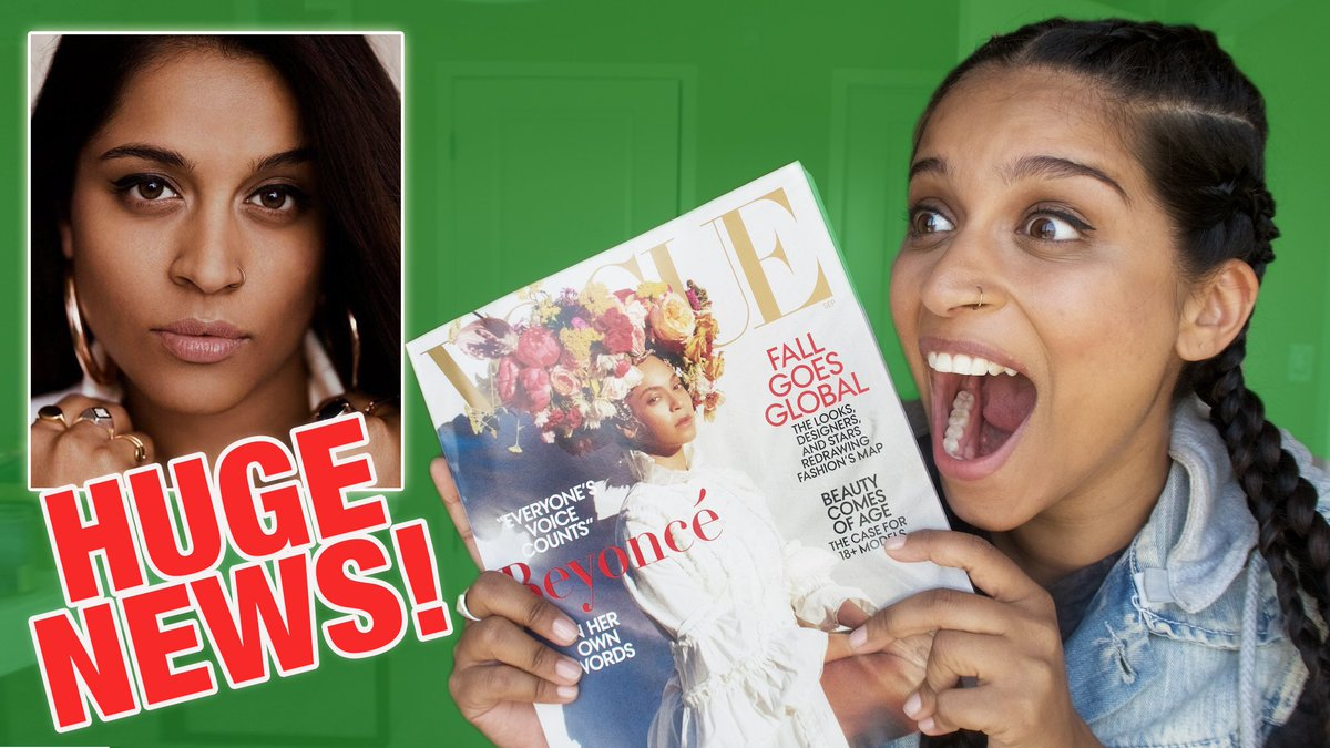What do BEYONCÉ &amp; I have in common?! Feeling humbled, grateful and very very blessed!   https://www. youtube.com/watch?v=QmugQ3 DPA4U &nbsp; … <br>http://pic.twitter.com/7hBB2Syx1P
