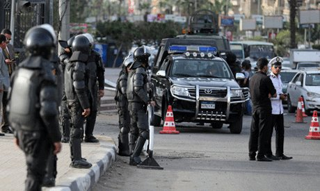 #Egypt arrests 13 fugitive Brotherhood members for 'planning to disrupt nation's security'   https://t.co/pv6utX924s