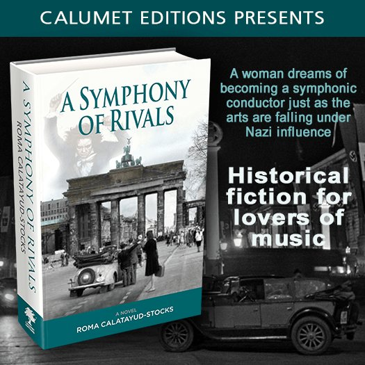 A SYMPHONY OF RIVALS. Historical Fiction for Music Lovers! ➡ https://t.co/GT0CKUO5hQ https://t.co/7MZ4IgIyYY
