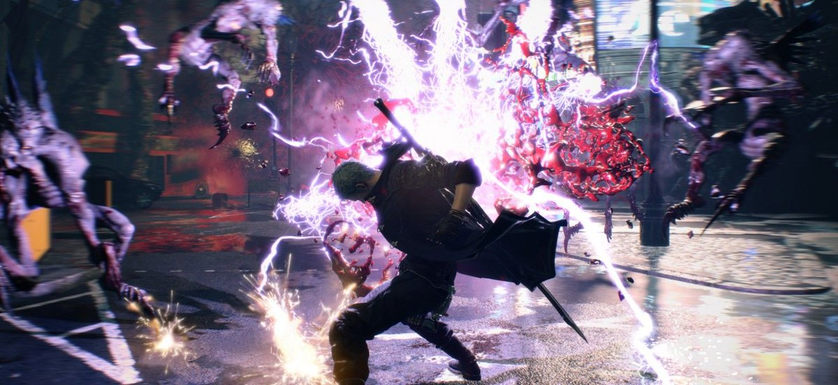 First Uncut Devil May Cry 5 Gameplay Will Be At Gamescom - https://t.co/zCcPqNikTH