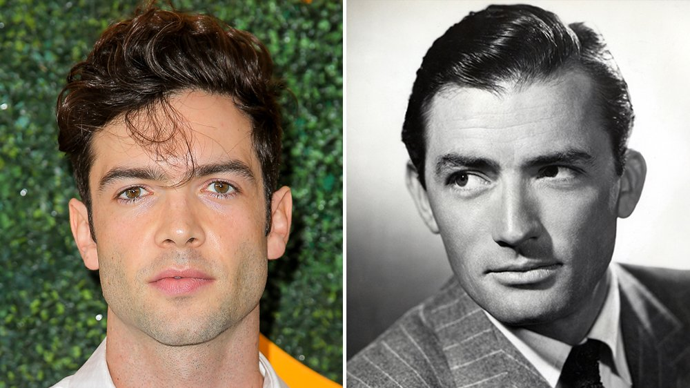 Ethan Peck, who has just been cast as Spock in #StarTrekDiscovery, is the grandson of Gregory Peck https://t.co/4eBsHdG51d