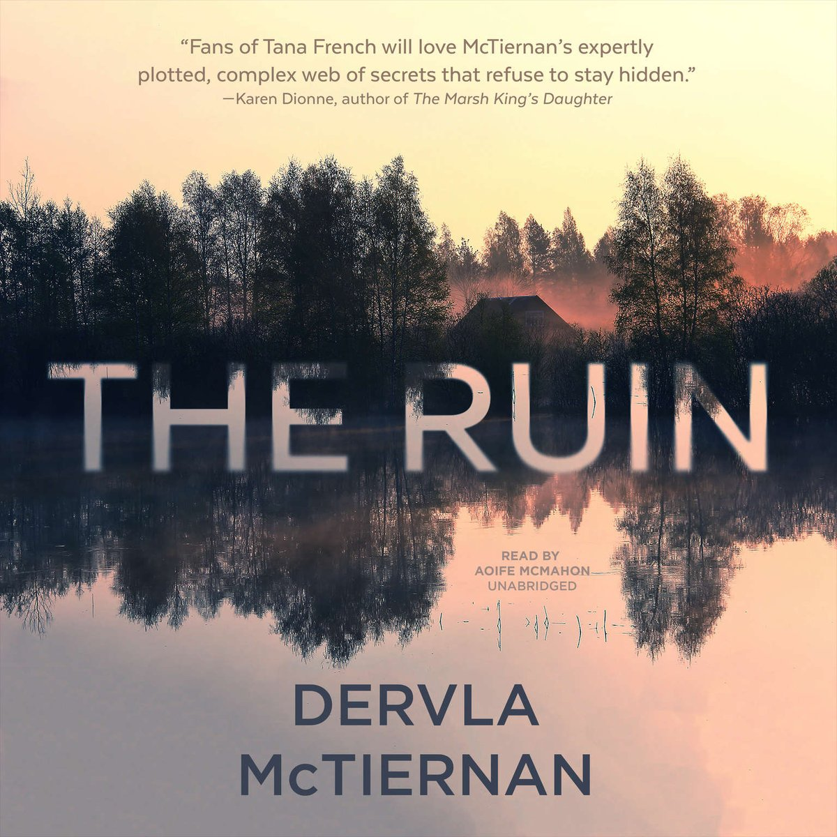 #DailySteal The Ruin #audiobook by Dervla McTiernan, read by Aoife McMahon is available for just $4.95 today!  http:// bit.ly/2P9ETtW  &nbsp;  <br>http://pic.twitter.com/H9OPffbTir