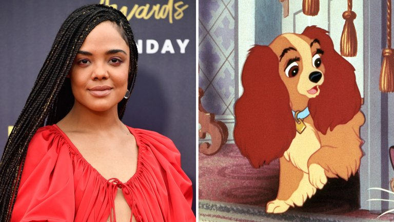 .@TessaThompson_x to star as Lady in Disney's 'Lady and the Tramp' https://t.co/bpVmi5pBmW https://t.co/49wC9pf3Oj