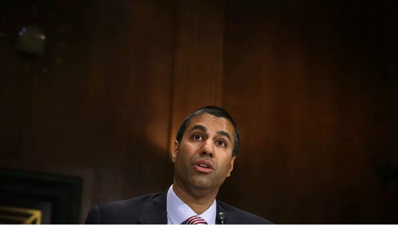 Accused of misleading Congress, Ajit Pai is getting grilled by lawmakers over his fake 'cyberattack' claims https://t.co/zljLrzxtc8