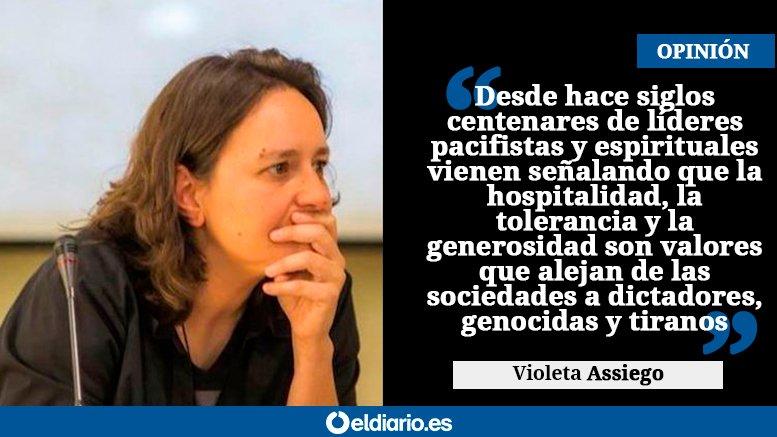 OPINIÓN   Argumentos para dummies no racistas y 'buenistas' (I) eldiario.es/zonacritica/Ar… Por @Vissibles