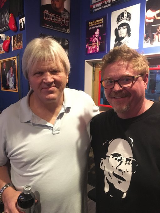 Happy Birthday to the best damn in ring talent ever! Beautiful Bobby Eaton!
