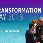 Image for the Tweet beginning: #AWSTransformationDay is coming to Detroit!