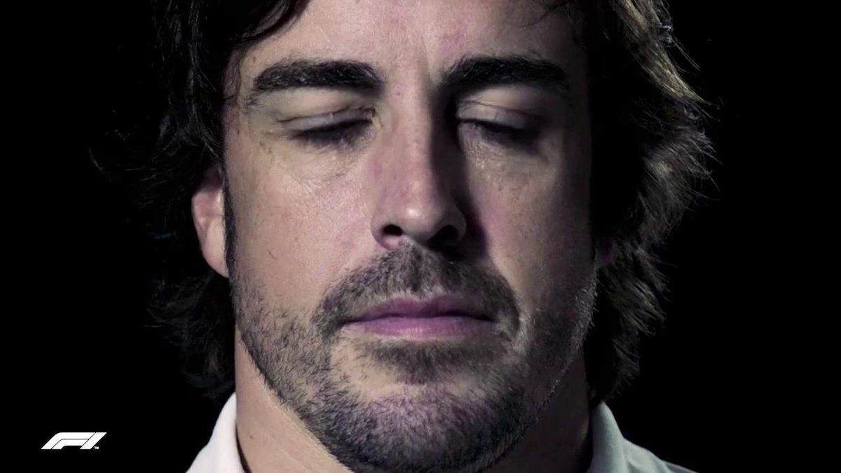 "It's been a magical journey…   @alo_oficial's ""Letter to my Younger Self""  #F1"