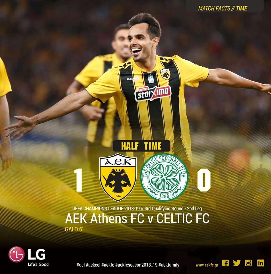 Συνεργασία του Κεραυνού Πέρνης με την AEK FC Academy