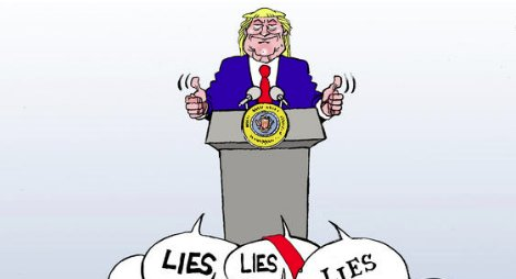 """États-Unis. Deux cents journaux dénoncent la """"sale guerre"""" de #Trump contre les médias https://t.co/HuNaJ9INPj"""