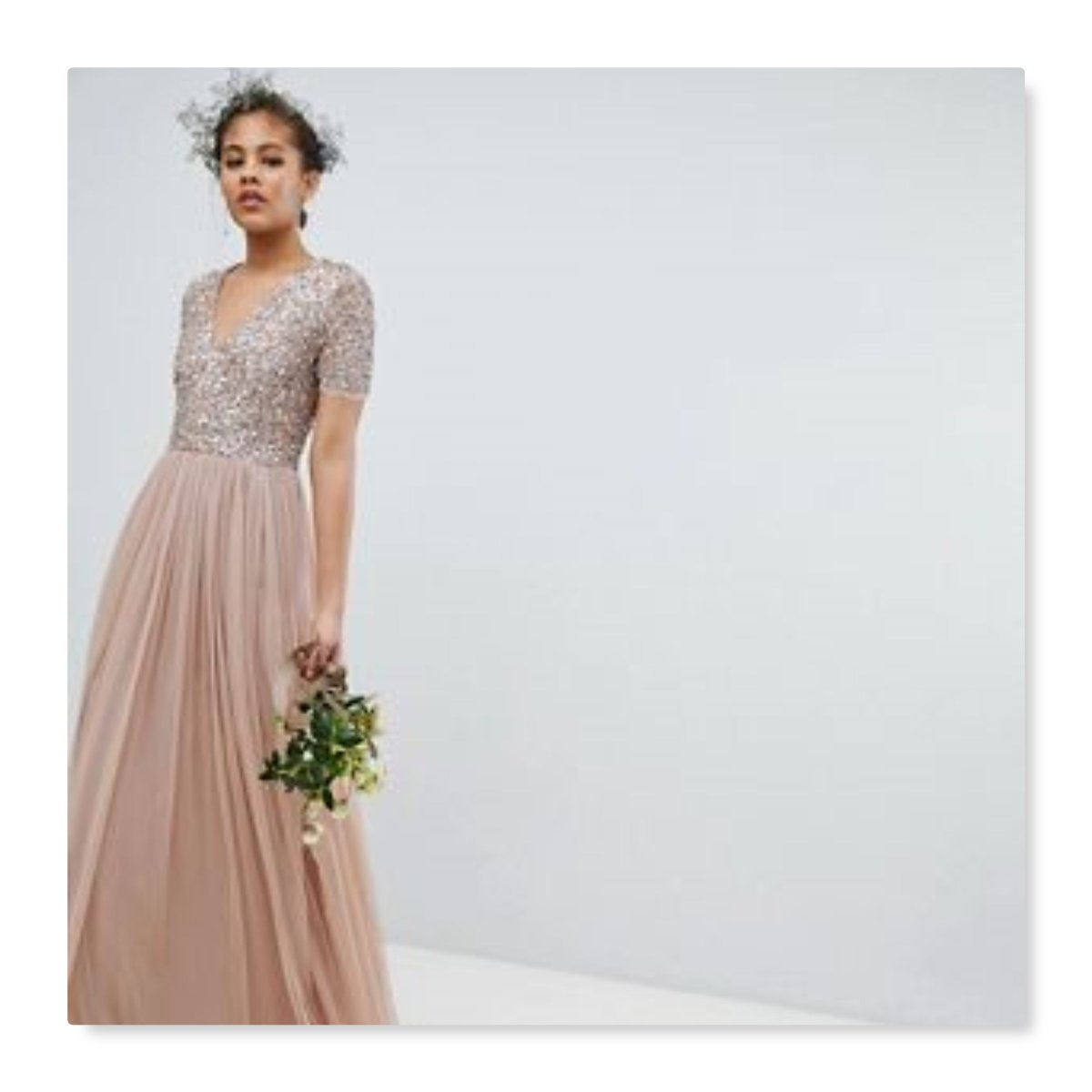 52c882fe8ef  Maya  Bridesmaids Dresses -  Asos Taupe Blush £35.00 Each Pre-Loved  Excellent Condition Sizes - 8