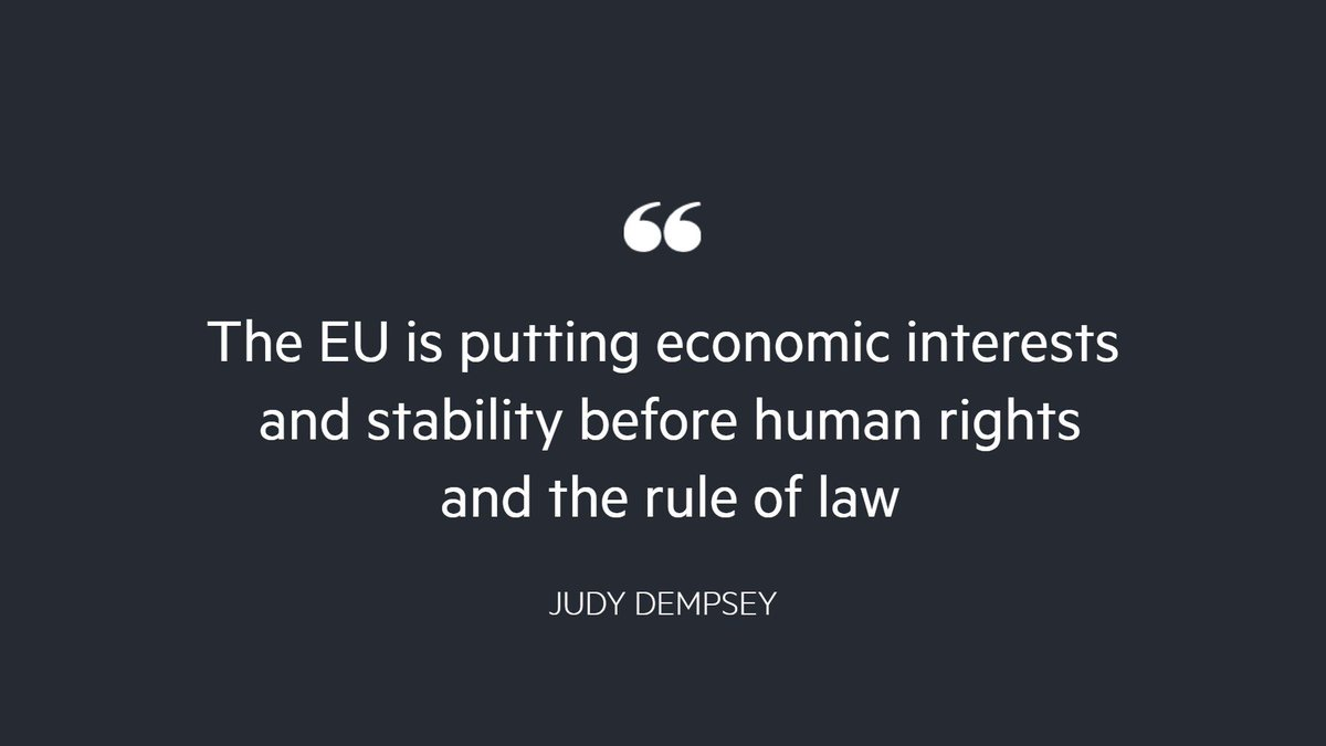 Opinion: Europe must stand behind Canada or risk the very principles on which it was built https://t.co/QTF1mbOxDw